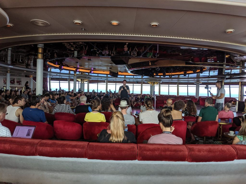 Nomad Cruise Keynote Productivity